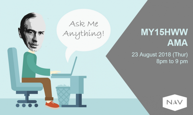 Ask Me Anything Session On 23 Aug (Thu)