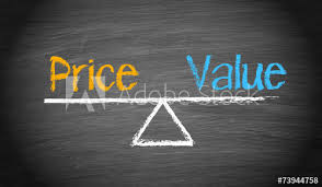 The Difference Between a Stock's Value and Price