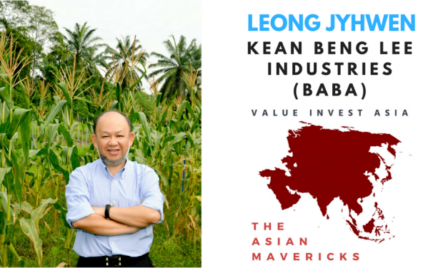 #5 The Asian Mavericks – Leong JyhWen (Baba Gardening)