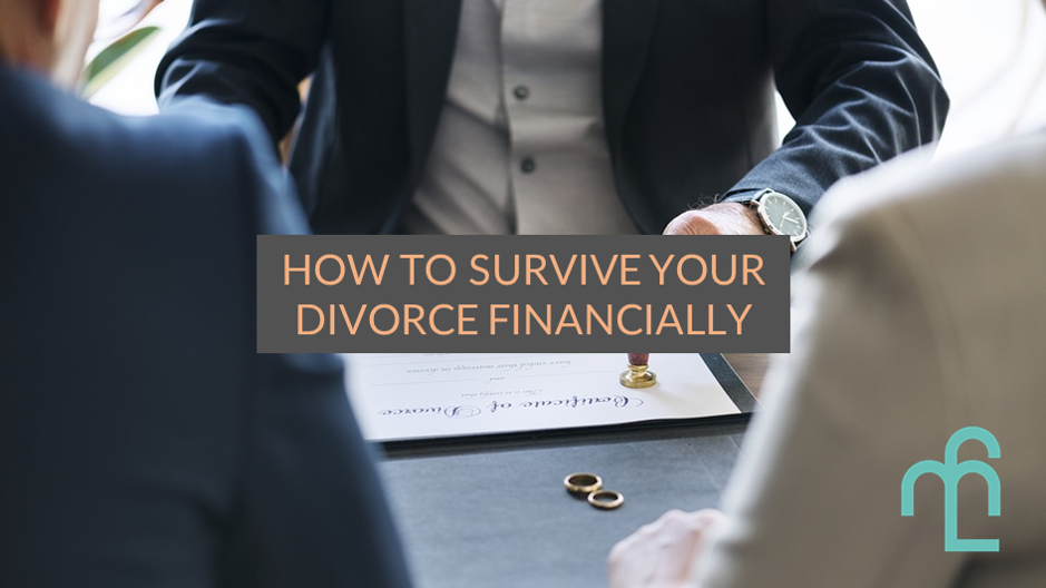 5 Ways To Recover Financially After A Divorce