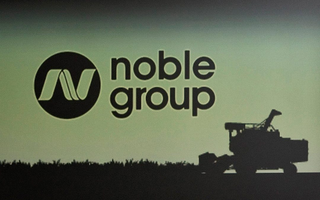 Major Events Leading To The Downfall Of Noble Group