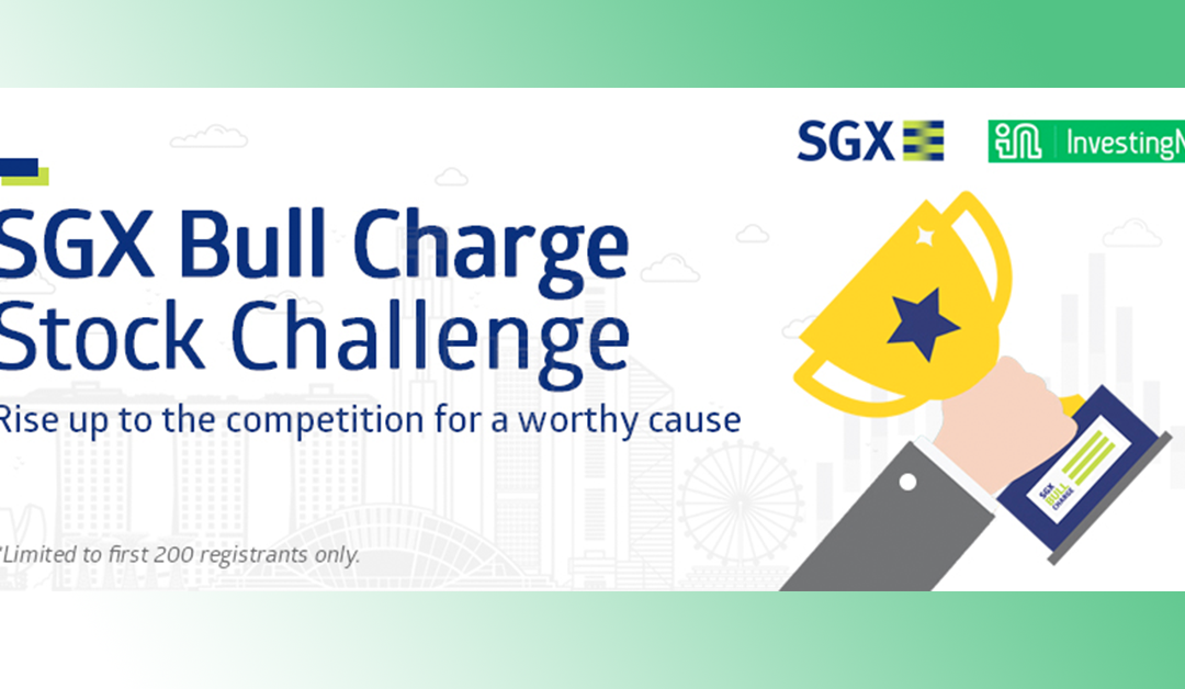 SGX Bull Charge Stock Challenge!