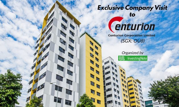 Open For Registration: The Official Company Visit To Centurion Corp (OU8.SI)!