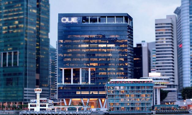 Business as usual for OUE commercial REIT