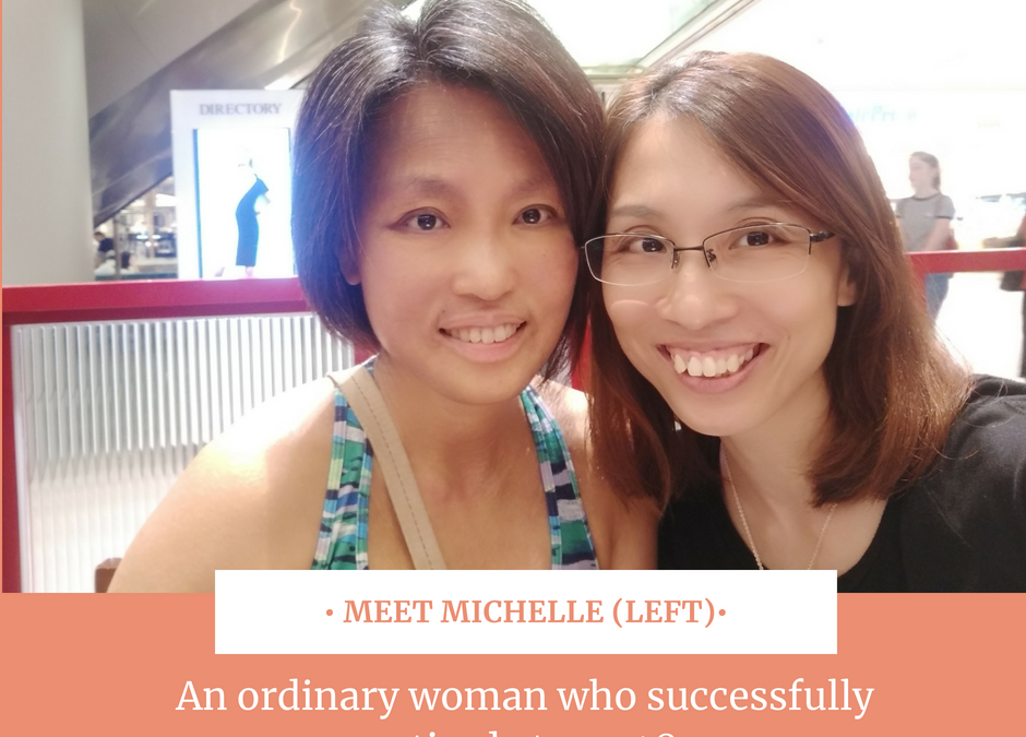 Meet Michelle, an ordinary woman who successfully retired at 48
