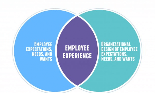 """I, your employee say, """"my level of engagement is the effect of a great employee experience, but …."""""""