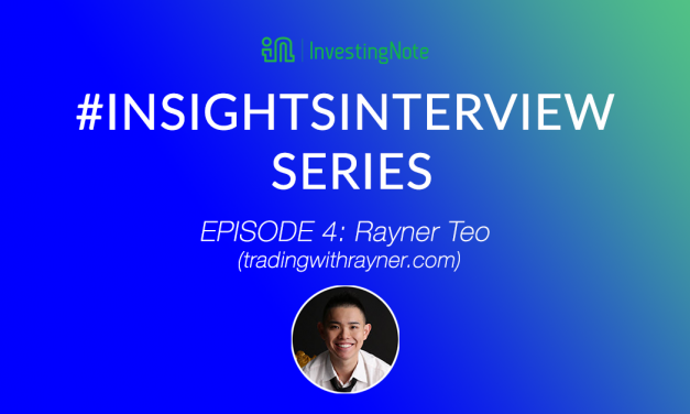 # InsightsInterview with Rayner Teo, founder of TradingwithRayner