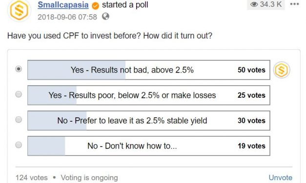 3 Key Strategies to Invest Your CPF Savings