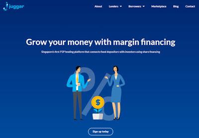 Juggar – P2P Lending and Share Financing Platform