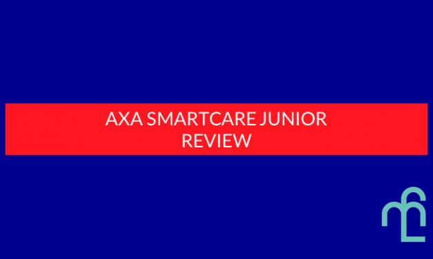 fML Reviews: AXA SmartCare Junior