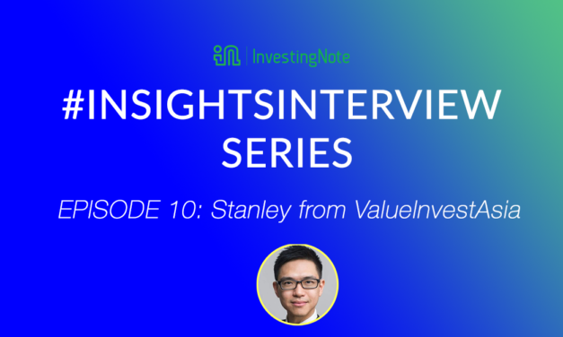 #InsightsInterview with ValueInvestAsia, one of our veteran contributors