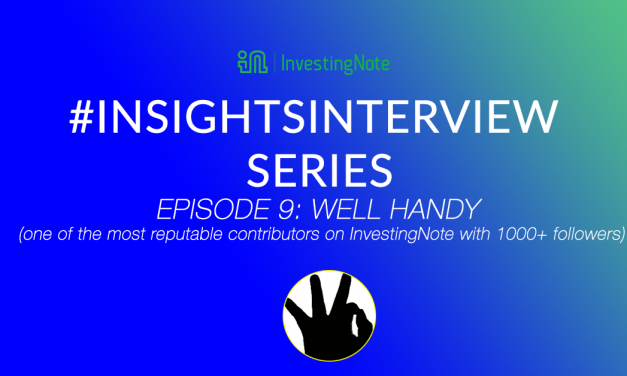 #InsightsInterview with Well Handy, one of our top contributors