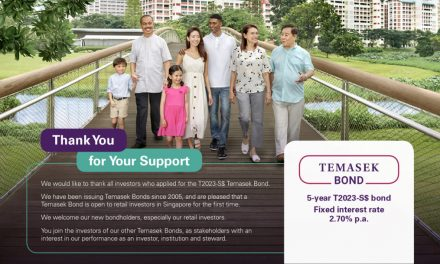 Why are the Temasek T2023 2.7% Retail Bonds so hot?