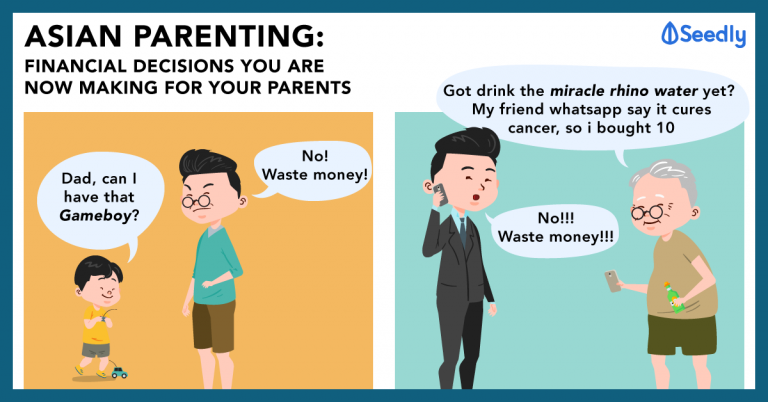 Asian Parenting: Financial Decisions You Are Now Making For Your Parents
