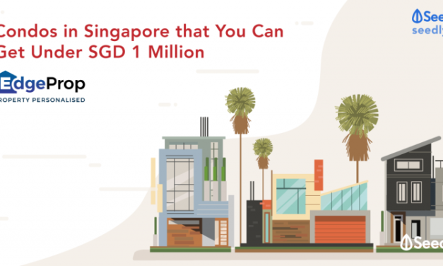 Condominiums In Singapore that You Can Get Under SGD 1 Million
