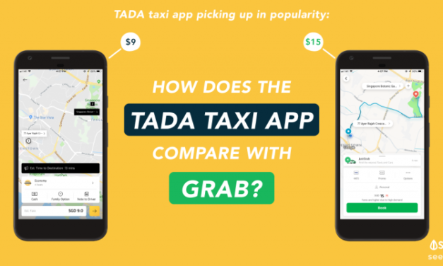 Ultimate Comparison: How Does the TADA Taxi App Compare With Grab?