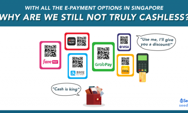 Singapore is Far From Truly Being Cashless. Here's Why.