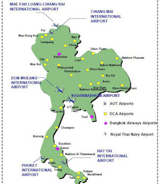 Airports of Thailand A Good Investment?