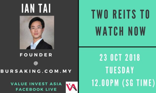Two REITs You Must Watch Right Now!