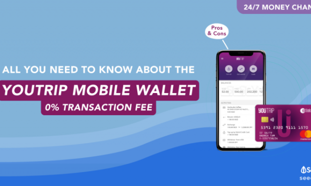 All You Need To Know About the YouTrip Card & its 0% Transaction Fee