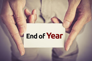 3 Year End Actions to Put One In a Better Shape Financially