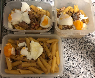 Simple Meal Prep for work – How much is it?