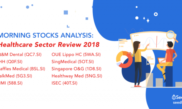Healthcare Sector Review 2018 in Singapore – Q&M Dental, Raffles Medical, TalkMed, OUE Lippo HC