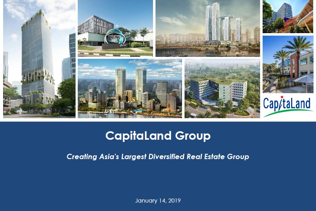 5 quick thoughts on CapitaLand's S$11.3 billion acquisition of Ascendas-Singbridge