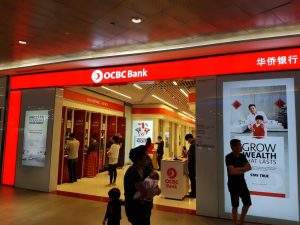 OCBC share price at threshold of an era