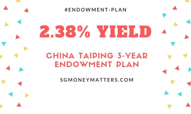Best 3-Year Endowment Plan: China Taiping Offers 2.38% Guaranteed Yield