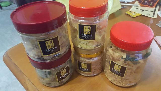 Homemade and Handmade CNY goodies