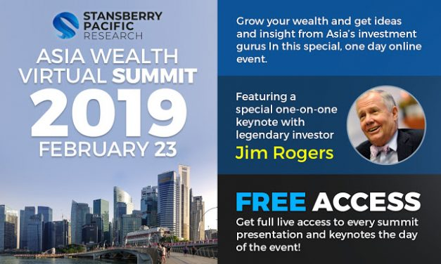 Free Access – Asia Wealth Virtual Summit 2019