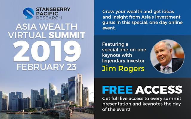 Free Access – Asia Wealth Virtual Summit 2019