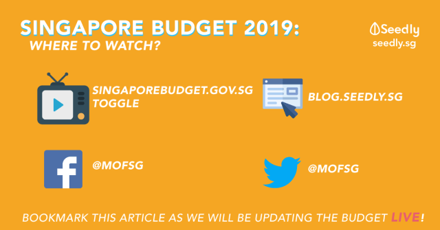 Singapore Budget 2019: Where Can Singaporeans Catch The Budget Statement?