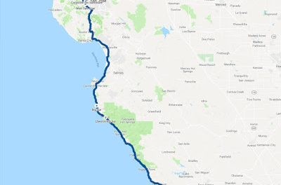 Honeymoon to the United States – 2 Days 2 Nights in Silicon Valley and Cambria