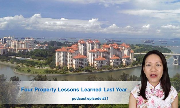 Podcast Ep#21: Four Property Lessons Learned Last Year