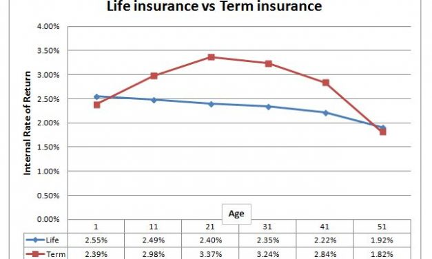 Term Insurance Vs Life: A Thorough Comparison & Analysis