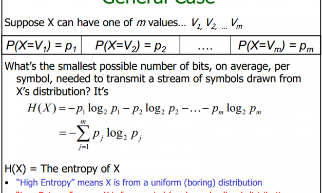 The Model Thinker #11 : Entropy : Modelling Uncertainty