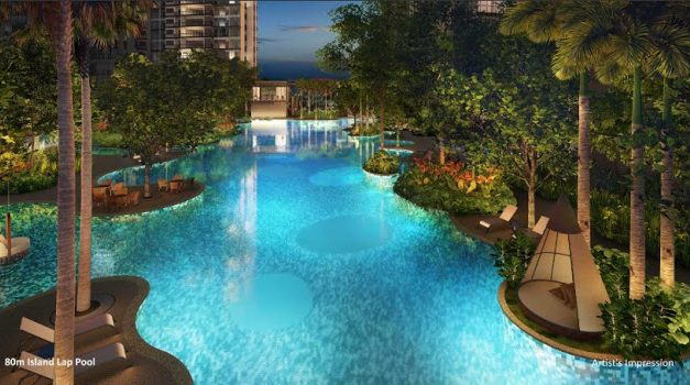 The Florence Residences Sold Only 54 Units On Launch- Sign of Slowdown in Singapore Property Market?