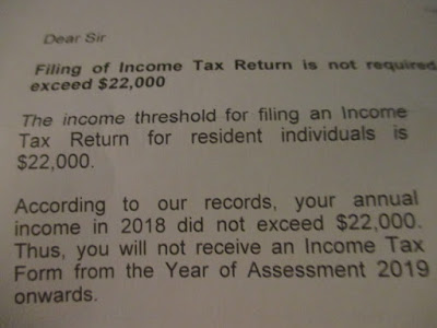 Income tax payable in 2019?