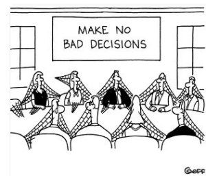Does Indecision Bias spoil it for you too?
