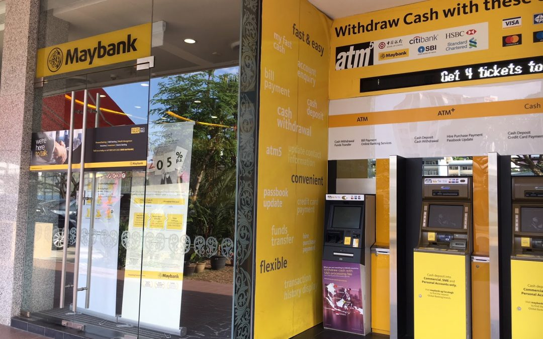 Revision of Terms and Conditions for Maybank SaveUp Account