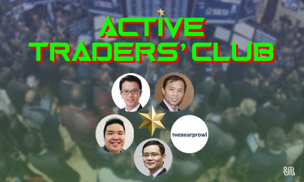 The Top Club For Active Traders In Singapore!