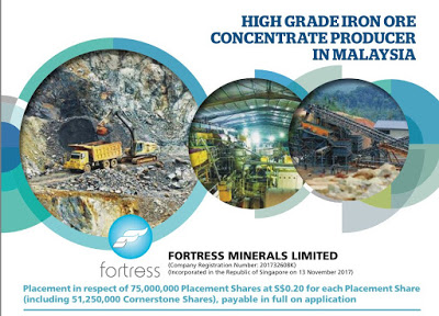 Fortress Minerals Limited