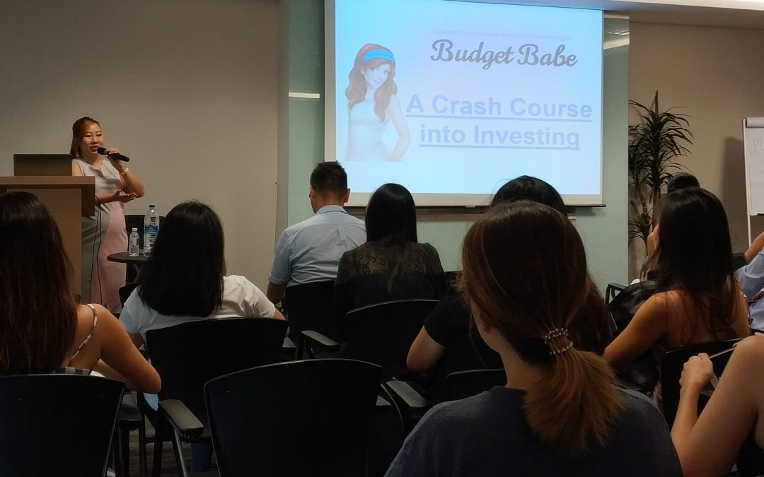 Why SG Budget Babe Readers' Investment Workshop is a godsend for beginner investors