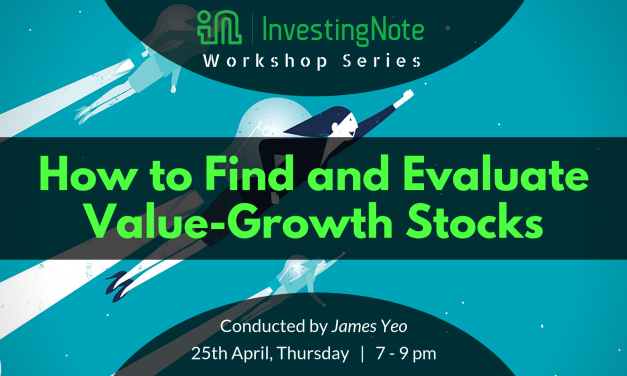 Investing Workshop: How to Find and Evaluate Value-Growth Stocks