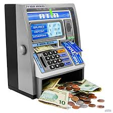 Building Your Own ATM Machine !