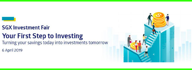 SGX Investment Fair 2019: The Fair To Help Start Your First Investment!