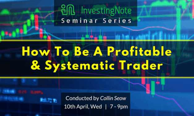 FREE Seminar: How To Be A Profitable & Systematic Trader