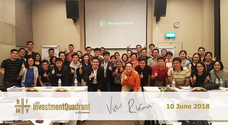 Investment Quadrant Course Review And Why You Should Sign Up